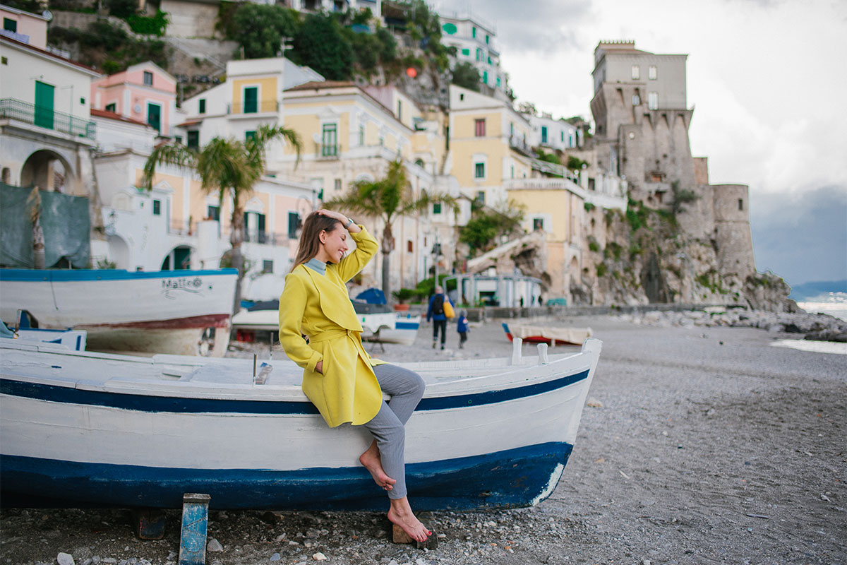 Cetara Amalfi