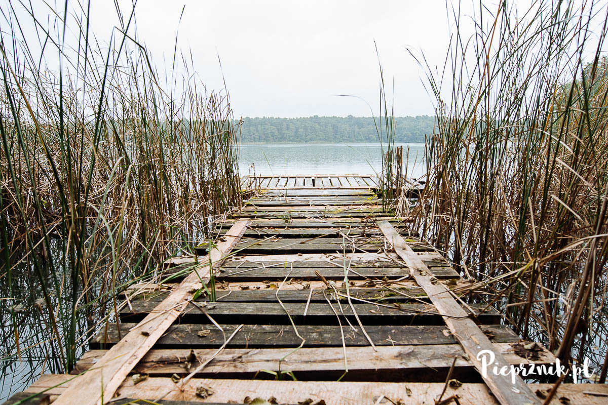 Jezioro Borek Kosarzyn