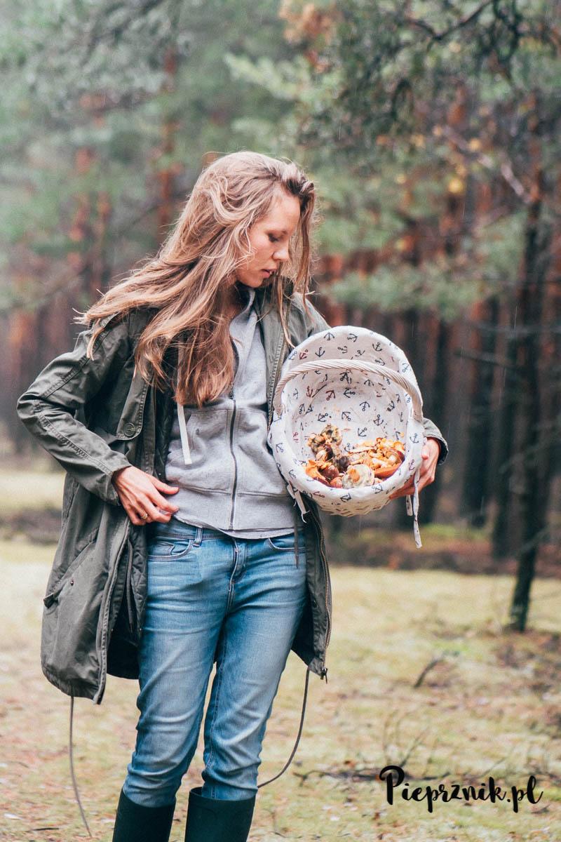 Idealne grzybobranie